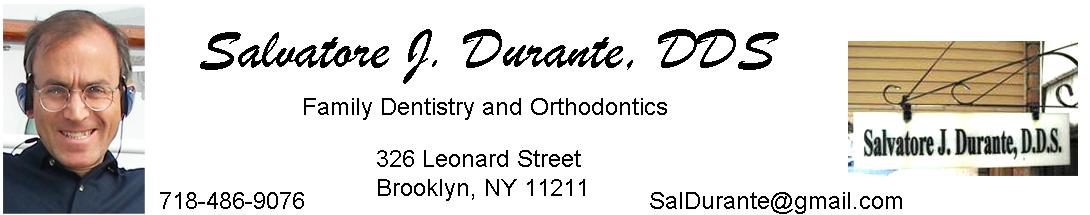 Salvatore J. Durante, DDS